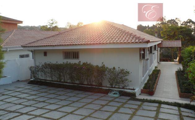 Casa residencial à venda, Granja Viana II Gleba 4 e 5, Cotia - CA0065.