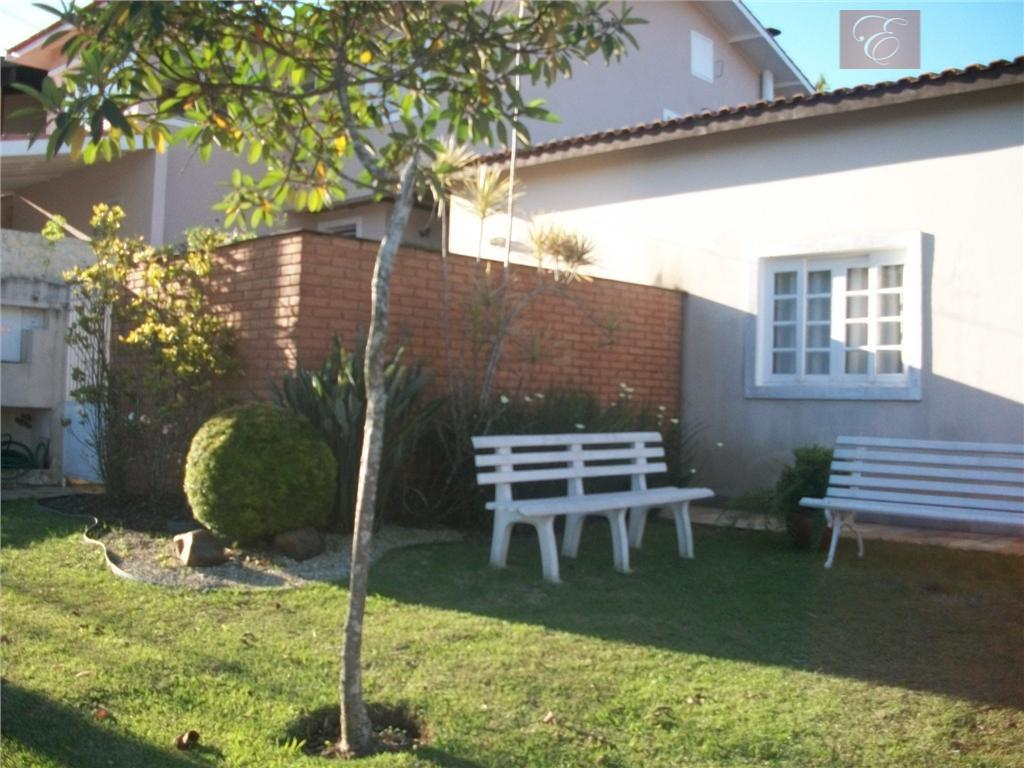Casa residencial para venda e locação, São Paulo II, Cotia - CA0261.