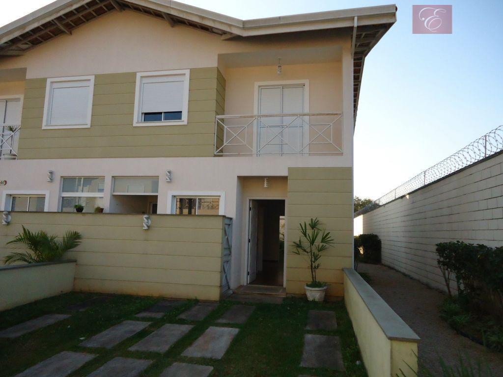 Sobrado residencial para locação, Villas da Granja, Cotia - SO1344.