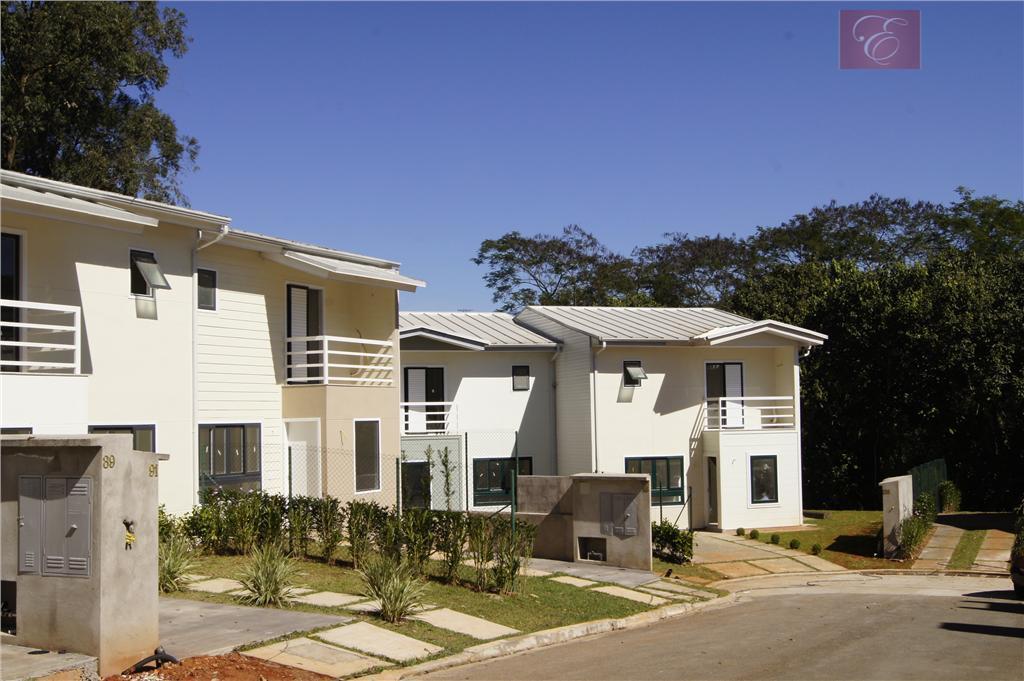 Sobrado residencial à venda, Jardim das Paineiras, Cotia - SO0901.