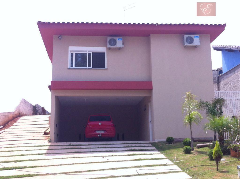 Sobrado  residencial à venda, Paysage Brise, Vargem Grande Paulista.
