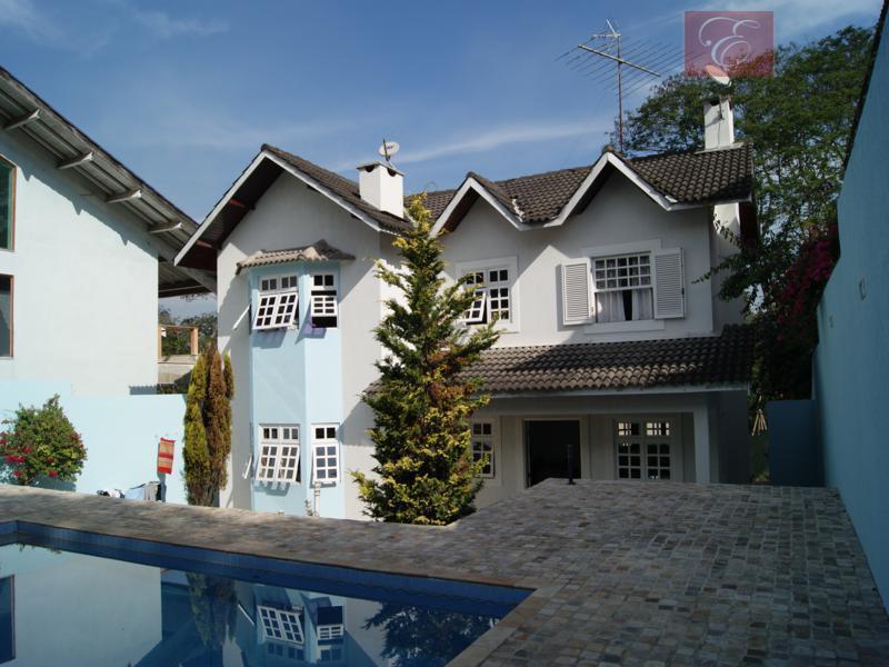 Sobrado residencial à venda, Nova Higienópolis, Jandira - SO2533.