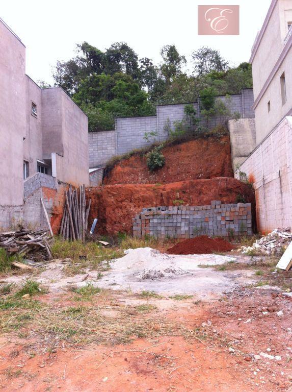 Terreno  residencial à venda, Jardim Rio das Pedras, Cotia.