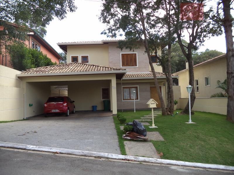 Sobrado residencial à venda, Nova Higienópolis, Cotia - SO2630.