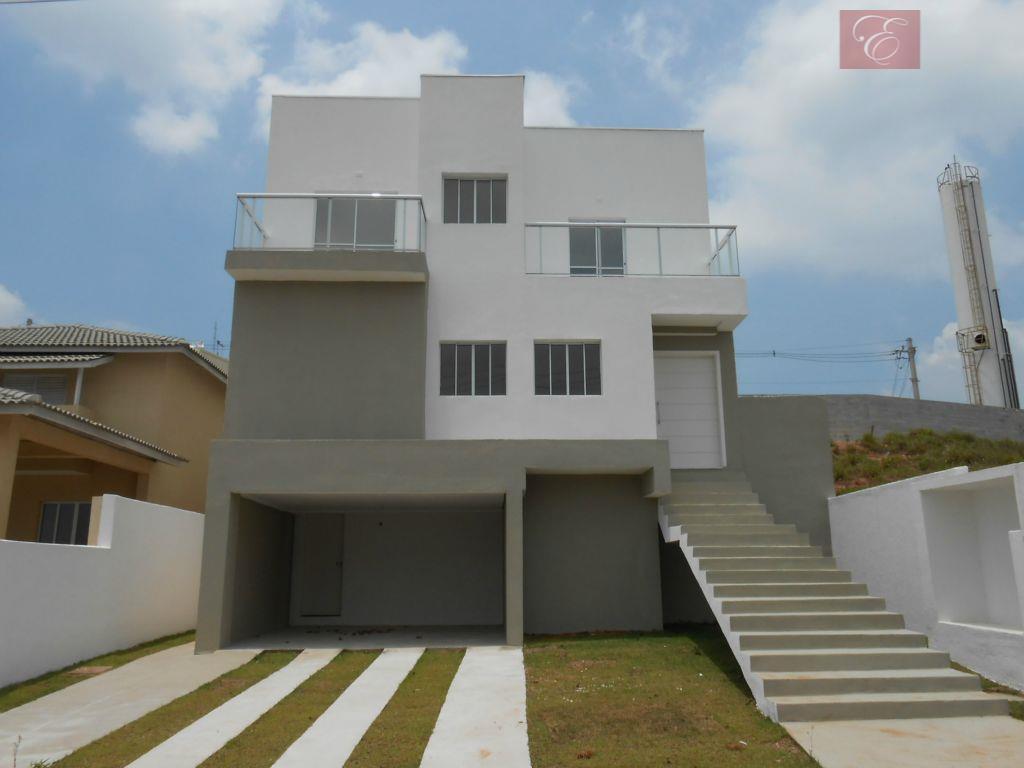 Sobrado residencial à venda, Reserva Vale Verde, Cotia - SO1766.