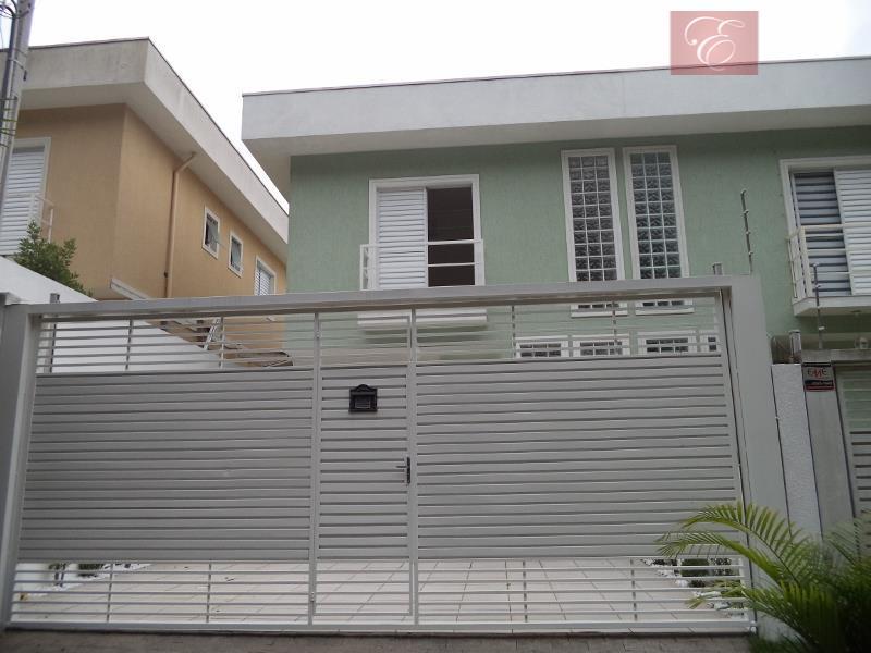 Sobrado residencial à venda, Chácara Canta Galo, Cotia.