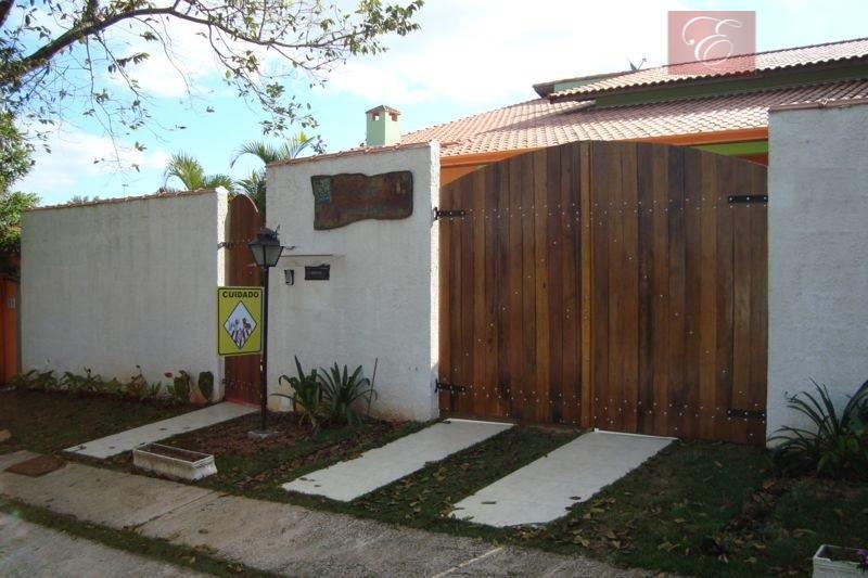 Casa residencial à venda, Haras Bela Vista, Vargem Grande Paulista - CA0191.