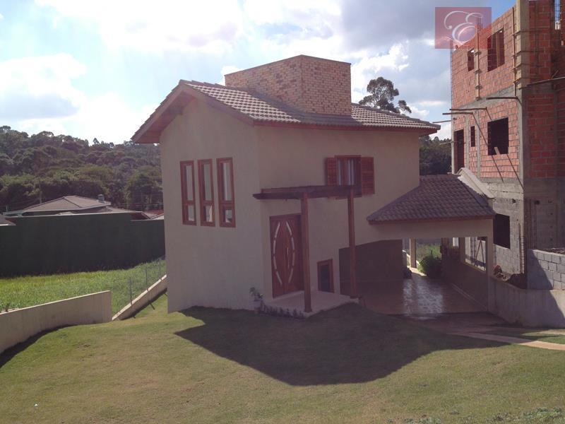 Sobrado residencial à venda, Paysage Serein, Vargem Grande Paulista.