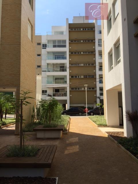Apartamento residencial para locação, Chácara Pavoeiro, Cotia - AP0378.
