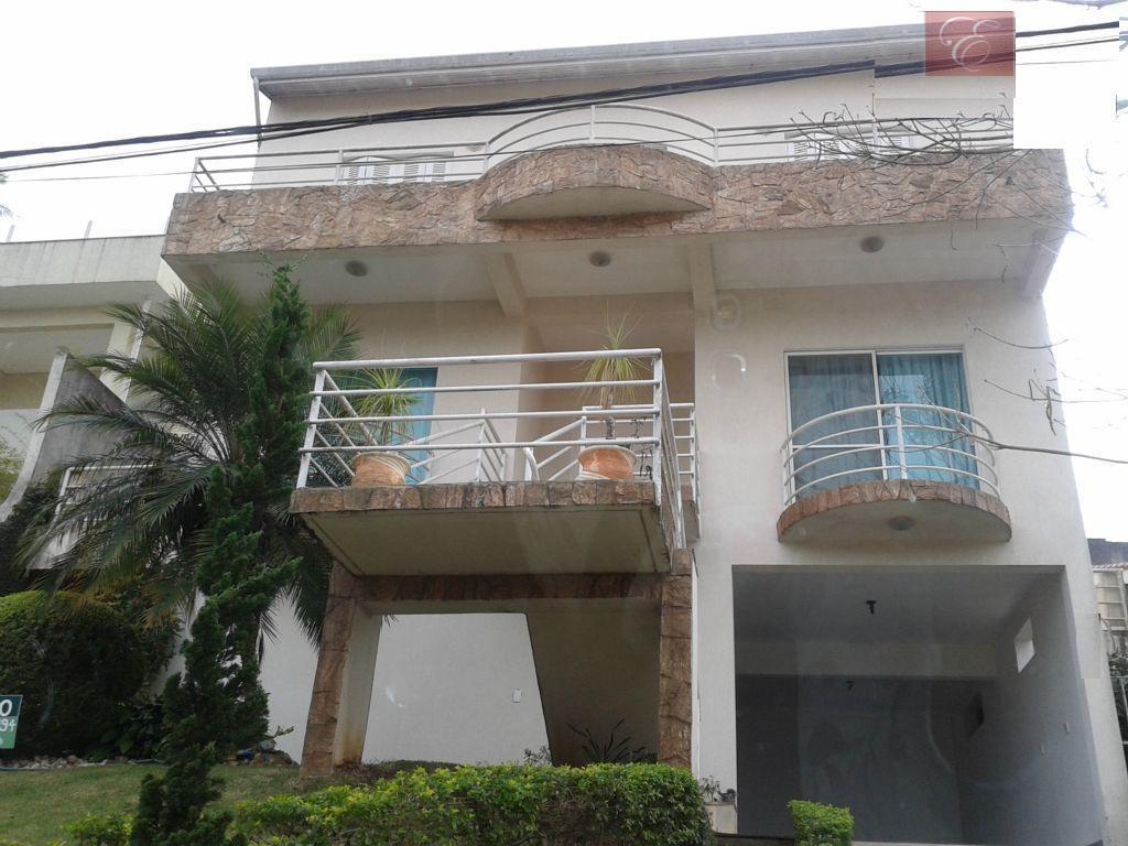 Sobrado residencial à venda, Nova Higienópolis, Jandira - SO2474.