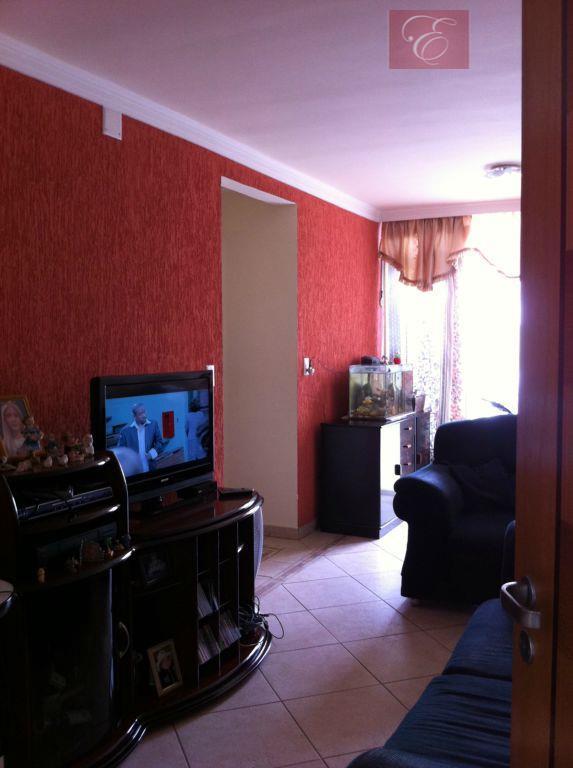 Apartamento residencial à venda, Altos da Raposo, Cotia - AP0379.