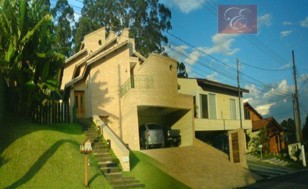 Sobrado residencial à venda, Nova Higienópolis, Jandira - SO0118.