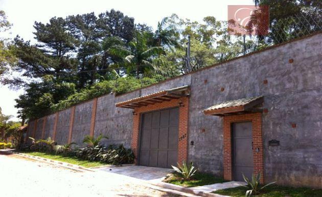 Casa residencial à venda, Vila Velha, Carapicuíba - CA0128.