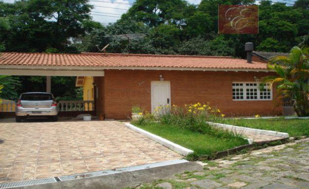 Sobrado residencial à venda, Via Áppia, Carapicuíba - SO0414.