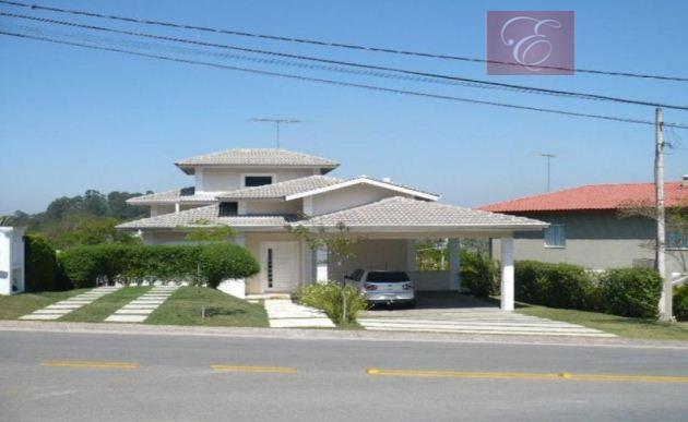 Sobrado  residencial à venda, Condomínio Golf Garden, Carapicuíba.