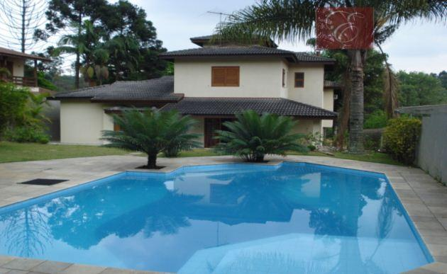 Sobrado residencial à venda, Granja Viana II Gleba 1 e 2, Cotia - SO0333.