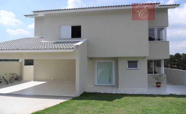 Sobrado residencial à venda, Reserva Santa Maria, Jandira - SO1106.