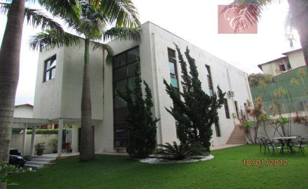 Sobrado residencial à venda, Nova Higienópolis, Jandira - SO0107.