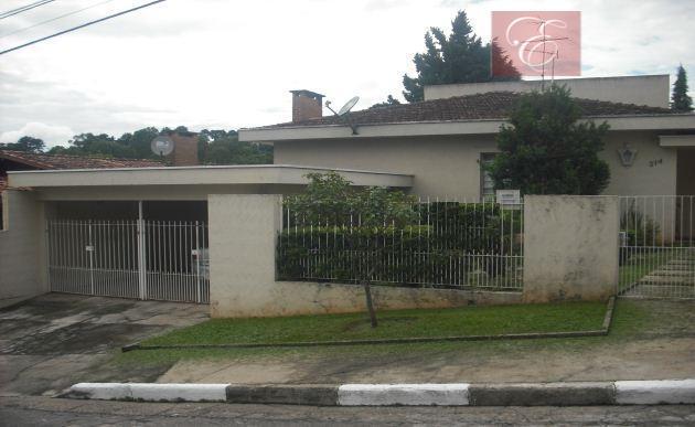 Casa residencial à venda, Pinus Park, Cotia - CA0184.