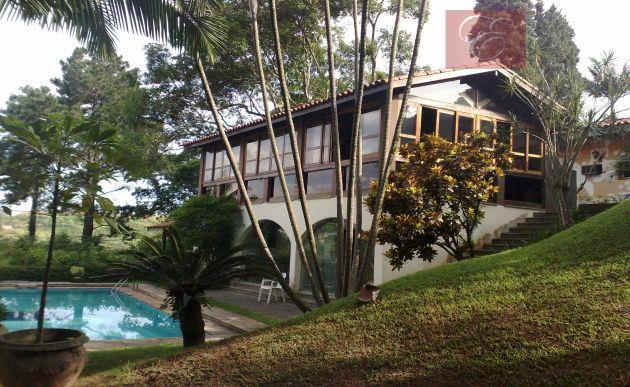 Casa residencial para venda e locação, Petit Village, Cotia - CA0180.