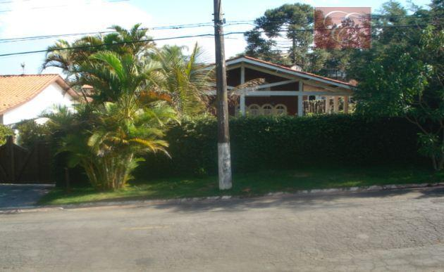 Casa residencial à venda, Nova Higienópolis, Jandira - CA0042.