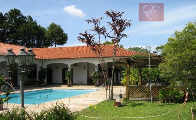 Casa residencial à venda, Vila de São Fernando, Cotia - CA0130.