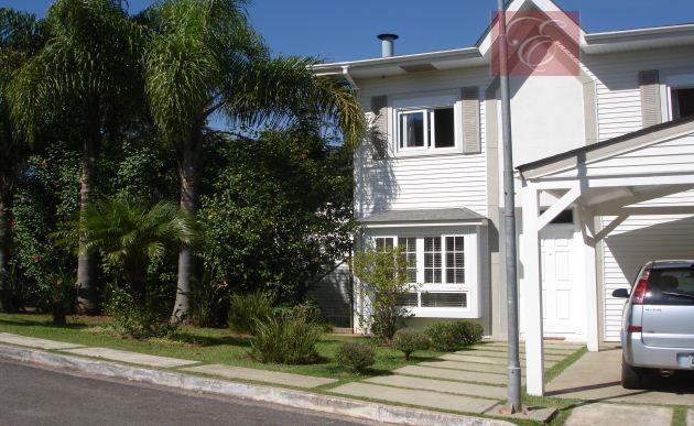 Sobrado residencial à venda, Jardim das Paineiras, Cotia - SO0963.