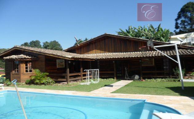 Casa residencial para venda e locação, Granja Viana II Gleba 1 e 2, Cotia - CA0101.