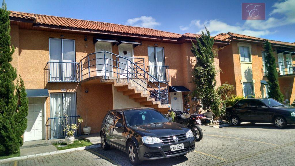 Casa residencial para venda e locação, Villagio Vale Verde, Cotia - CA0459.