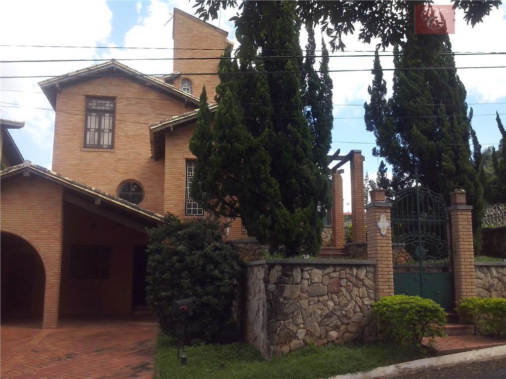 Sobrado residencial à venda, Nova Higienópolis, Jandira - SO2813.