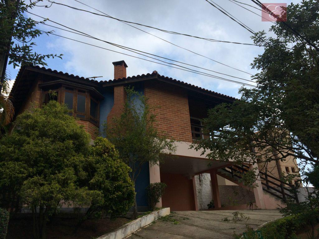 Casa residencial para venda e locação, Nova Higienópolis, Jandira - CA0388.