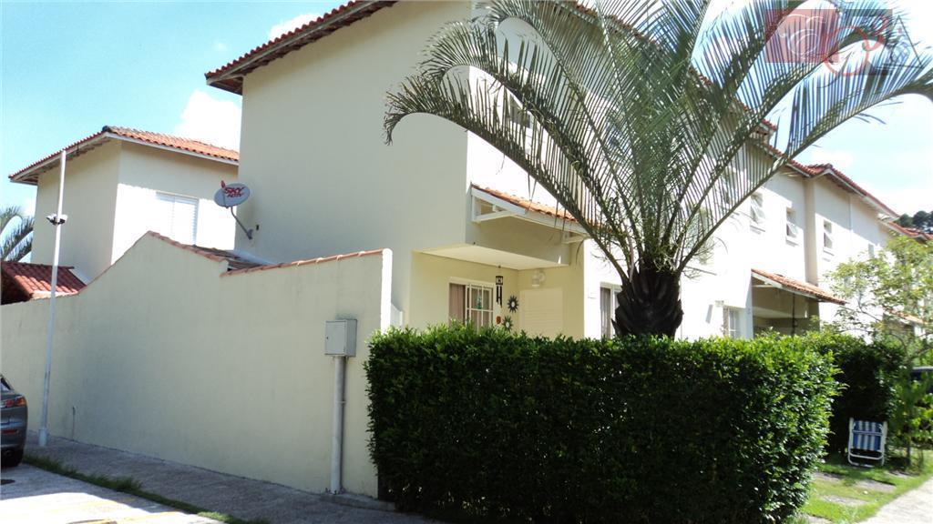 Sobrado  residencial à venda, Vila Nostra, Cotia.