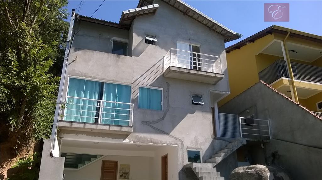 Sobrado  residencial à venda, Nova Paulista, Jandira.