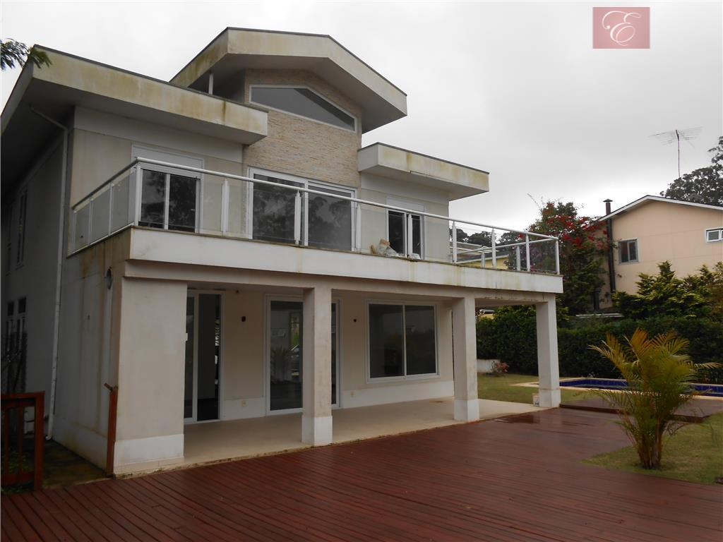 Sobrado residencial à venda, Jardim das Paineiras, Cotia - SO0976.