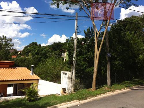 Terreno  residencial à venda, Colinas de São Fernando, Cotia.