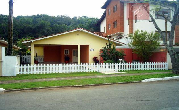 Casa residencial à venda, São Paulo II, Cotia - CA0016.