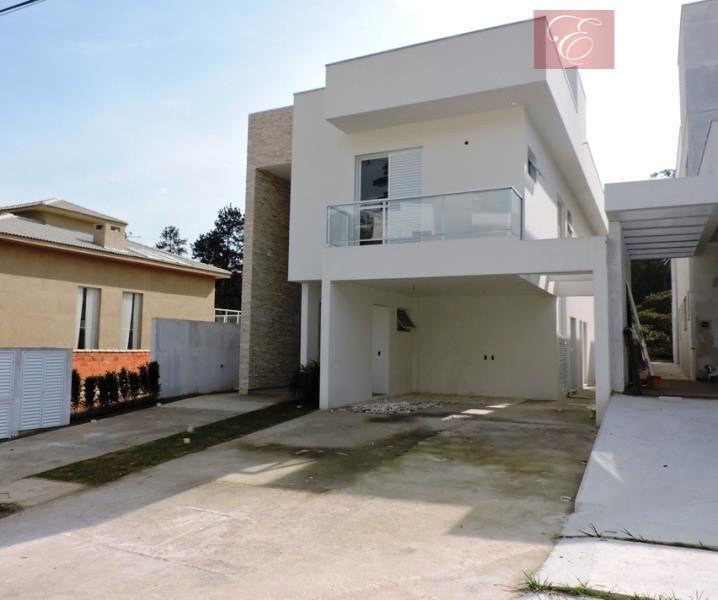 Sobrado  residencial à venda, Village Los Angeles, Cotia.