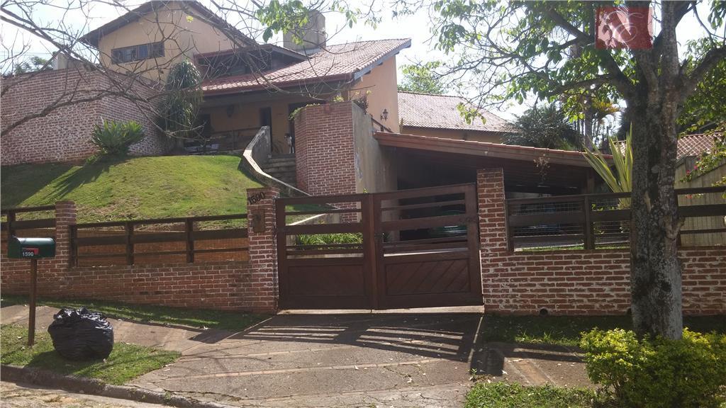 Casa residencial à venda, Granja Viana II Gleba 4 e 5, Cotia - CA0063.