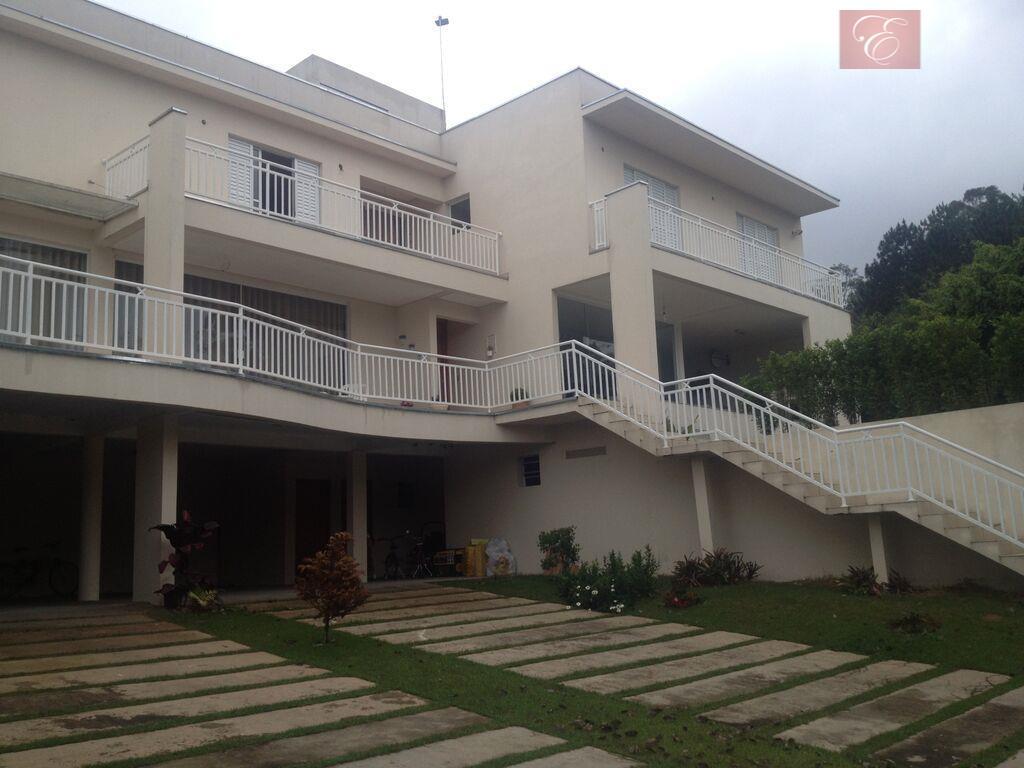 Sobrado residencial à venda, Residencial Euroville, Carapicuíba - SO2437.