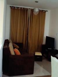 Apartamento  residencial para venda e locação, Parque Rincão, Cotia.