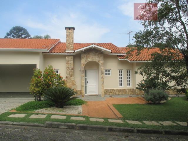Casa  residencial à venda, Saint George, Cotia.
