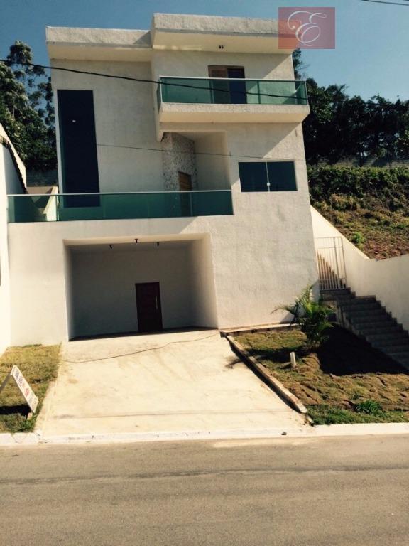 Sobrado  residencial à venda, Residencial Parque das Rosas, Cotia.