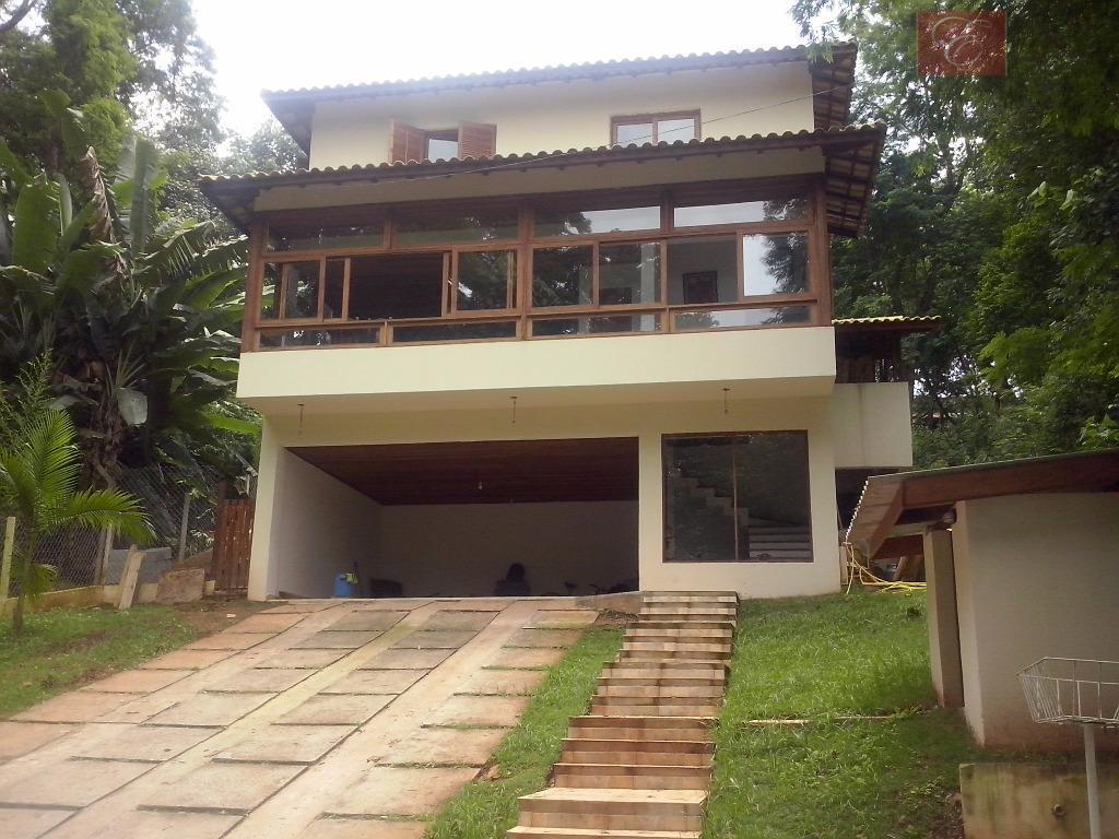 Sobrado  residencial à venda, Granja Viana II Gleba 1 e 2, Cotia.