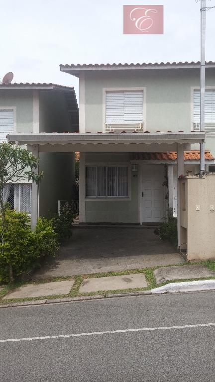 Sobrado  residencial para venda e locação, Granja Viana, Cotia.