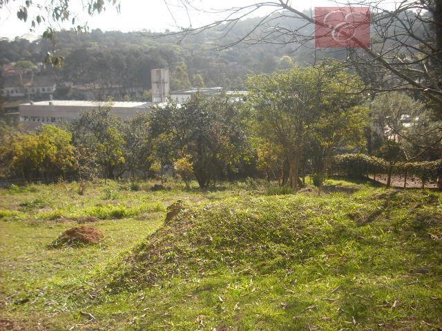 Terreno residencial à venda, Nova Higienópolis, Jandira - TE0235.
