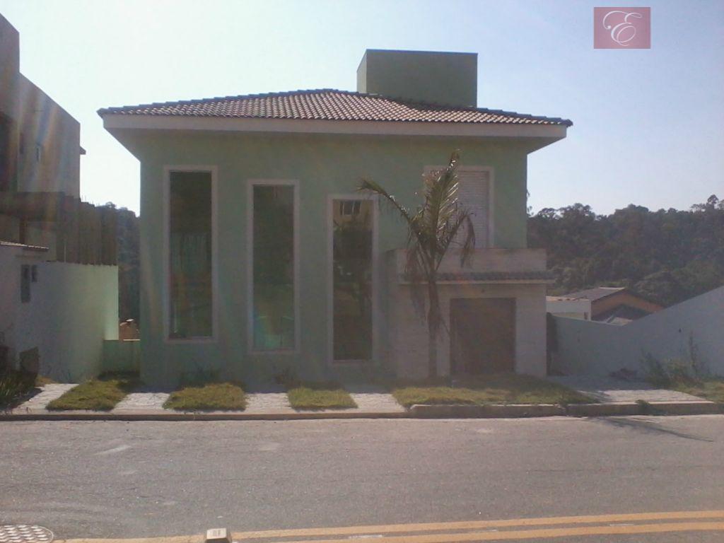 Sobrado residencial à venda, Reserva Vale Verde, Cotia - SO1253.