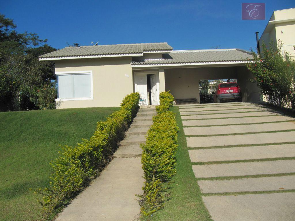 Casa residencial à venda, Condomínio Paysage Serein, Vargem Grande Paulista - CA0234.