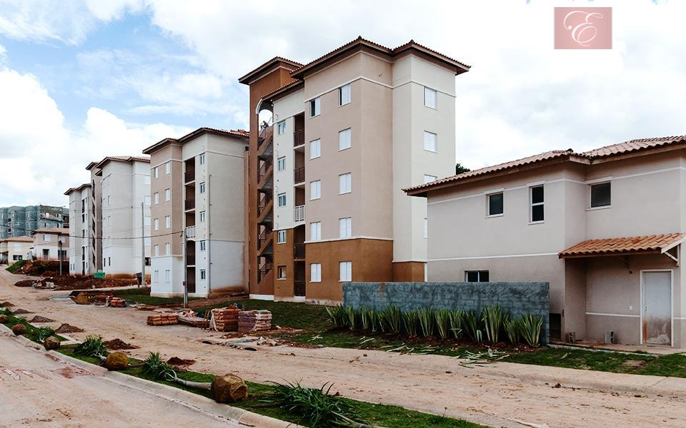 Apartamento residencial para venda e locação, Bosques da Vila, Cotia - AP0117.