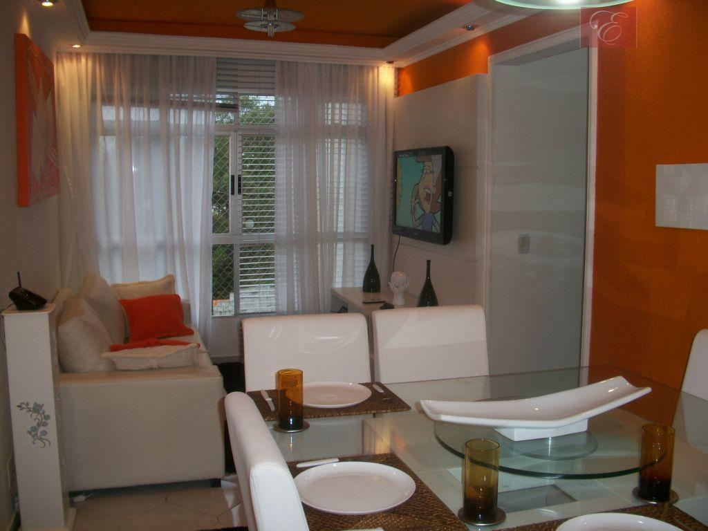 Apartamento residencial à venda, Altos da Raposo, Cotia - AP0113.