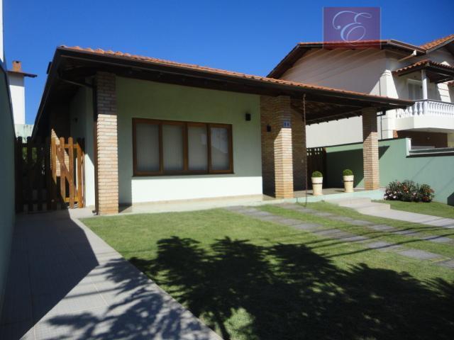 Casa residencial à venda, São Paulo II, Cotia - CA0262.